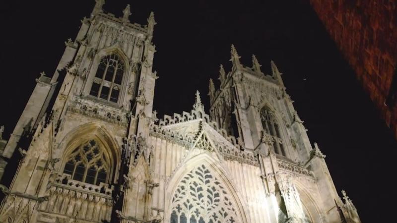 Shooting a hyperlapse of York Minster  // Timelapse Photographer UK